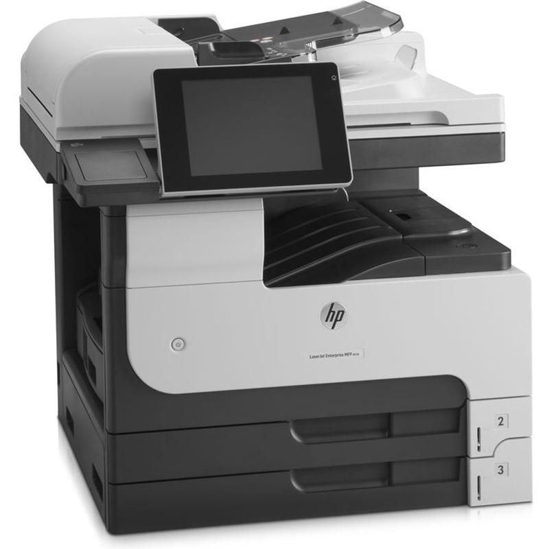 HP LaserJet Enterprise MFP M725dn All-in-One Monochrome ...